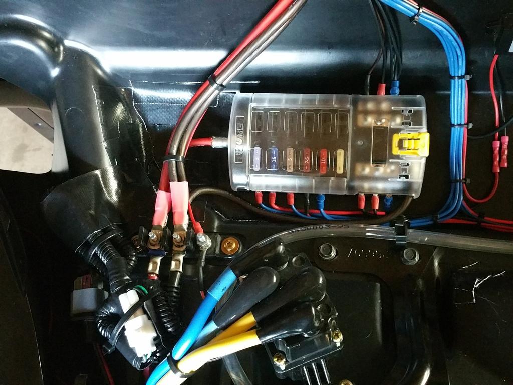 Polaris Ranger Busbar Wiring